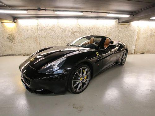 Ferrari California V8 4.3 490ch Leasing