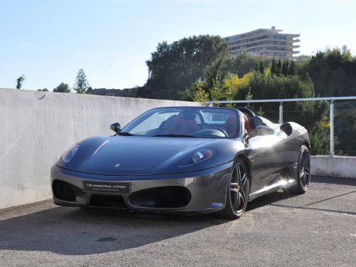 Ferrari F430 Spider V8 F1 Leasing
