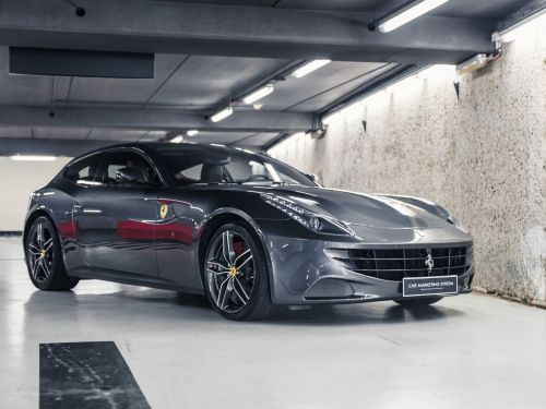 Ferrari FF V12 4RM Leasing