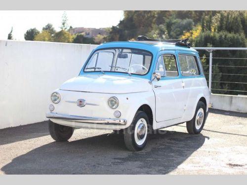 Fiat 500 GIARDINIERA Leasing