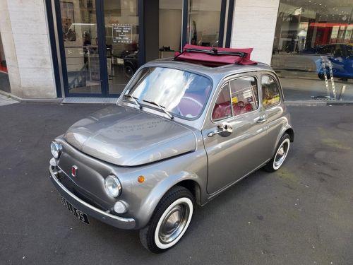 Fiat 500 L Leasing