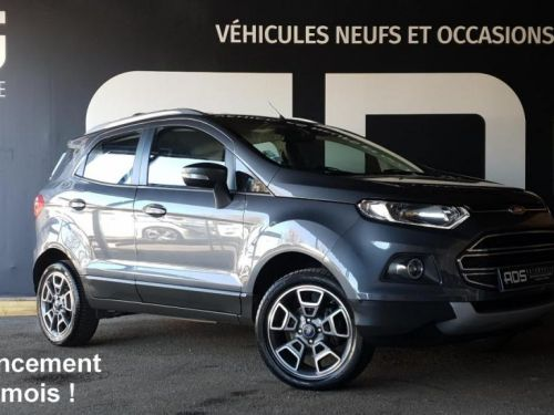 Ford Ecosport 1.5 TI-VCT 125 ch