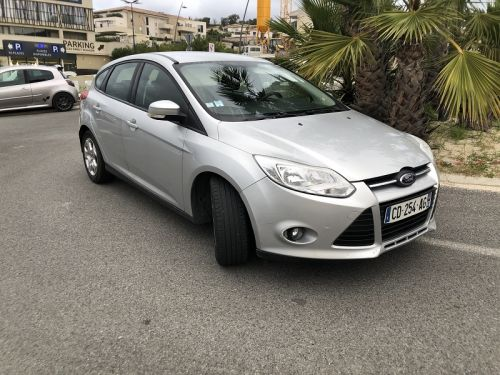 Ford Focus 1.6 TDCI 105CH FAP ECONETIC TREND 88G 5P