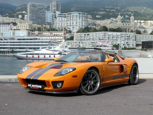 Ford GT GTX1 ROADSTER EDITION LIMITEE N°36