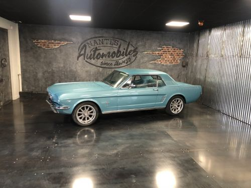 Ford Mustang 4,7l 289 CI