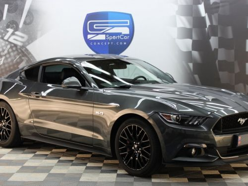 Ford Mustang FASTBACK COUPE 5.0 V8 GT 421CH