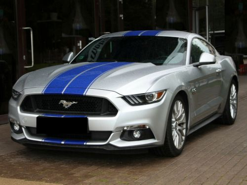 Ford Mustang GT Supercharged Magnetic ride - ROUSH Mustang 670CH 19'