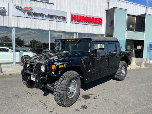 Hummer H1 HUMMER H1 Alpha Pick-Up Duramax 6.6L