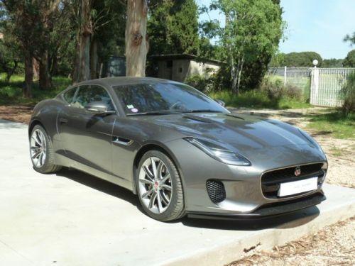 Jaguar F-Type COUPE 2.0 300 BVA8