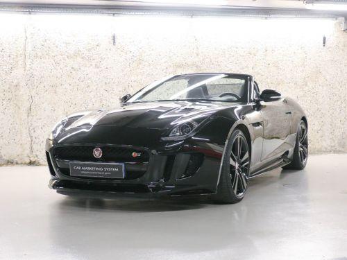 Jaguar F-Type V6 S 3.0 380 Suralimenté AWD Leasing