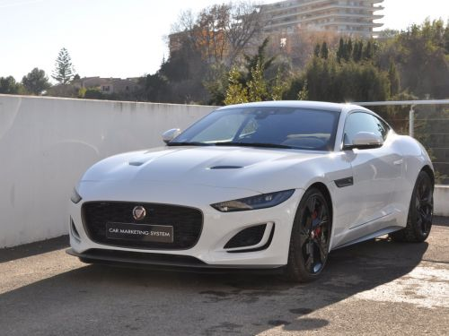 Jaguar F-Type V8 5L 450 ch BVA8 R-Dynamic Leasing