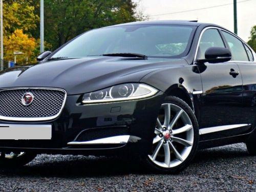 Jaguar XF 3.0 V6 S 275 D Toit ouvrant (03/2014)