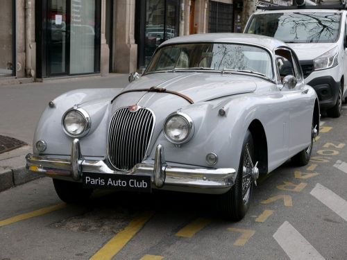Jaguar XK 150 SE Coupé Occasion