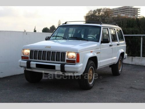 Jeep CHEROKEE 4.0 LIMITED BVA Leasing