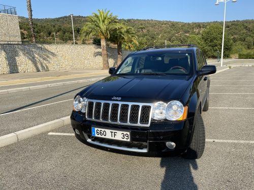 Jeep GRAND CHEROKEE 3.0 CRD OVERLAND