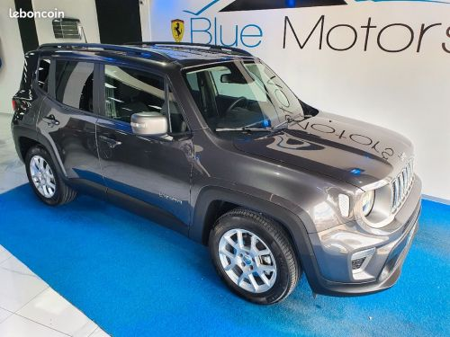 Jeep Renegade Limited 1.3 GSE 150CH BVA