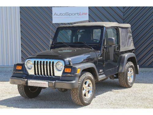 Jeep WRANGLER 2.4 L Sport