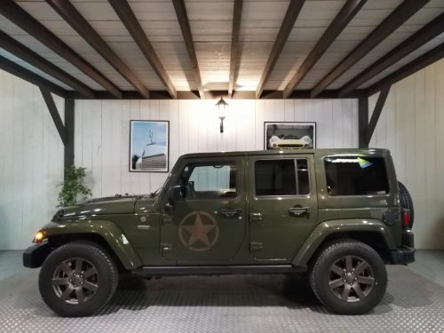Jeep Wrangler UNLIMITED 2.8 CRD 200 CV 75TH ANNIVERSARY BVA