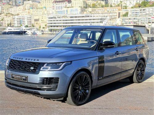 Land Rover Range Rover LAND ROVER RANGE ROVER IV V8 SUPERCHARGED AUTOBIOGRAPHY  LWB DYNAMIC 525 CV - MONACO