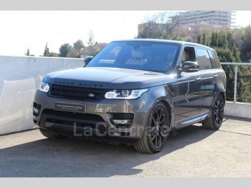 Land Rover Range Rover Sport 2 II 5.0 V8 43CV SUPERCHARGED HSE DYNAMIC AUTO Leasing