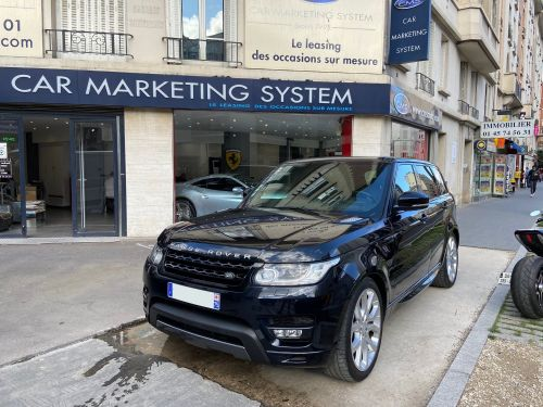 Land Rover Range Rover Sport II 3.0 SDV6 306 HSE AUTO Leasing