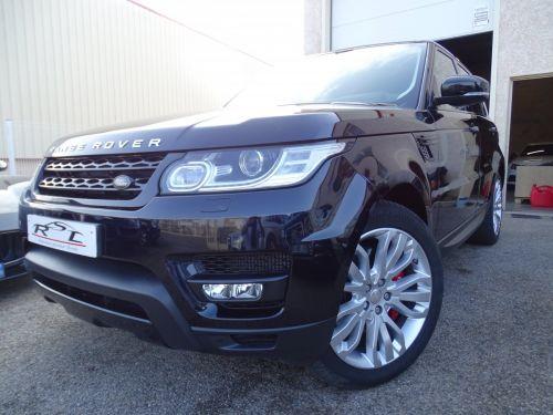Land Rover Range Rover Sport SDV6 HSE DYNAMIC 292PS/ JTES 21 TOE PANO  LED BIXENON