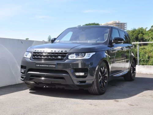 Land Rover Range Rover Sport V8 5.0 Supercharged Autobiography Leasing