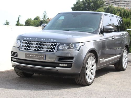 Land Rover Range Rover TDV6 VOGUE SWB Leasing