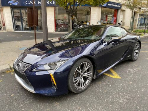 Lexus LC 500h Executive Leasing