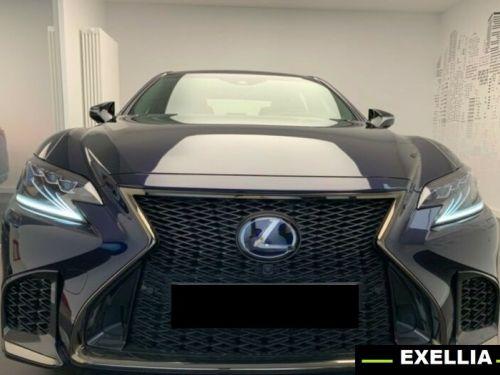 Lexus LS 500h F-Sport