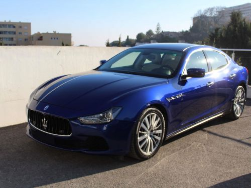 Maserati Ghibli 3.0 V6 410 S Q4 Leasing