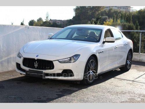 Maserati Ghibli 3 III 3.0 V6 DIESEL Leasing