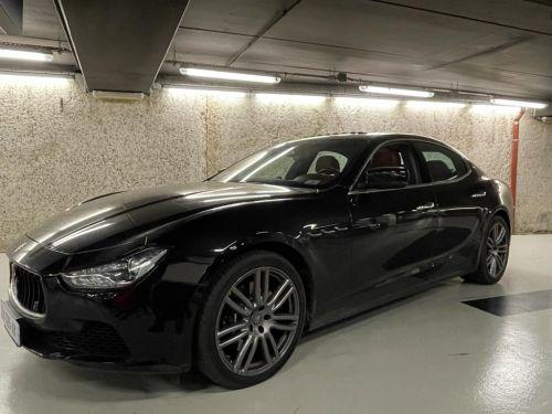 Maserati Ghibli MASERATI GHIBLI 3.0 V6 S Q4 Leasing