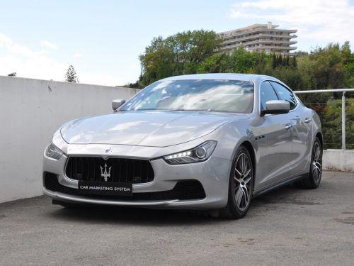 Maserati Ghibli S Q4 Leasing