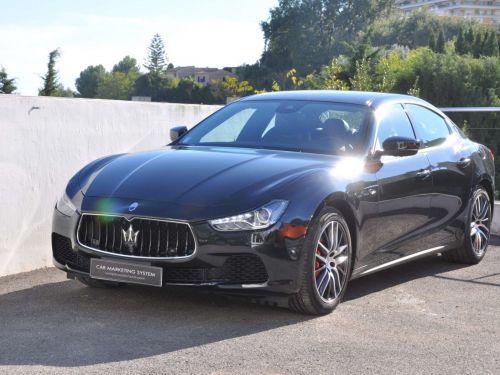 Maserati Ghibli SQ4 410CV