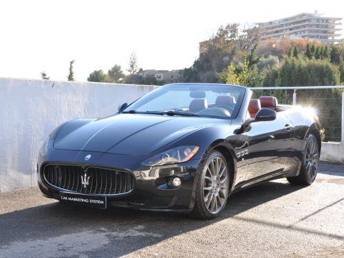 Maserati Grancabrio 4.7 V8 Leasing