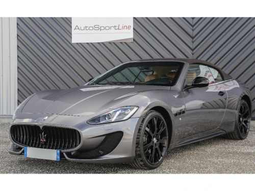 Maserati Grancabrio SPORT 4.7 V8 460 cv