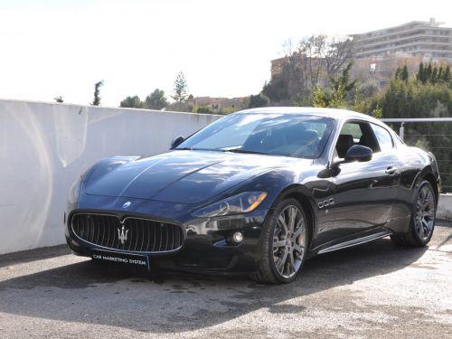 Maserati GranTurismo 4.7 S BVR Leasing