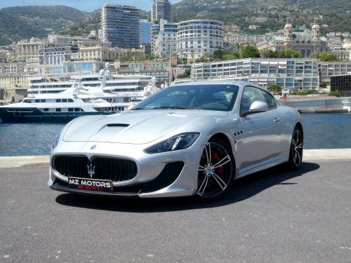 Maserati GranTurismo MC STRADALE 4.7 V8 460 CV F1 BVR