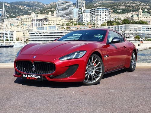 Maserati GranTurismo SPORT 4.7 V8 460 CV BVA