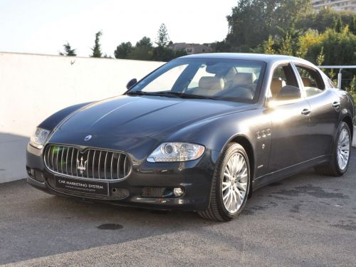 Maserati Quattroporte 4.2 V8 400 BVA Leasing