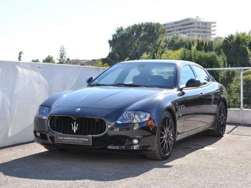 Maserati Quattroporte 4.7 GTS Leasing
