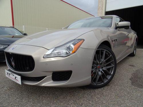 Maserati Quattroporte GTS V8 3.8L 530PS / FULL OPTIONS