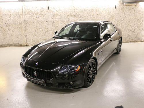 Maserati Quattroporte V 4.7 V8 440 SPORT GTS AUTOMATIQUE Leasing