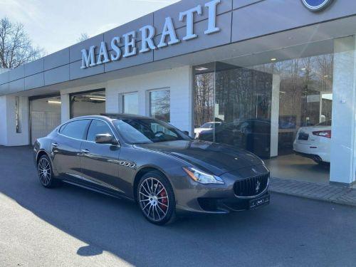 Maserati Quattroporte VI (2) 3.0 V6 S Q4 410 (Toit ouvrant)