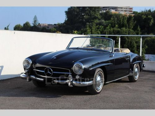 Mercedes 190 SL Leasing