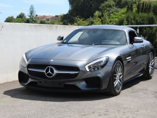 Mercedes AMG GT 476CH EDITION ONE Leasing