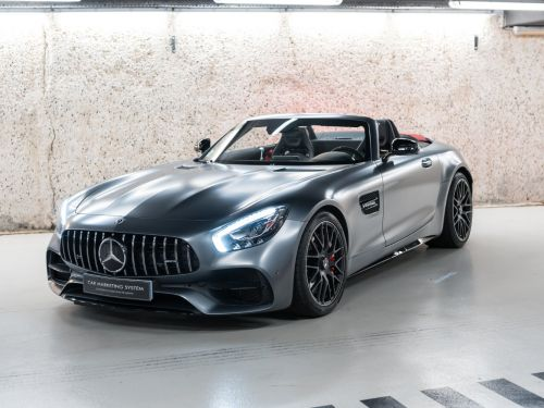 Mercedes AMG GT ROADSTER 4.0 V8 C SPEEDSHIFT 7 Leasing