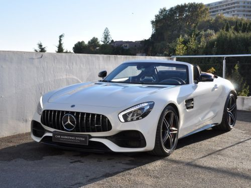 Mercedes AMG GT ROADSTER C 557CH Leasing