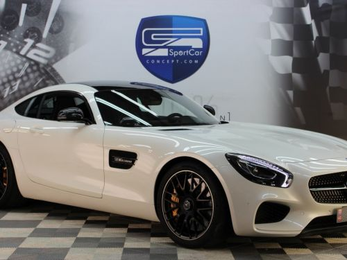 Mercedes AMG GTS MERCEDES AMG GT 4.0 V8 510ch GT S / 1° MAIN / Pack carbone / pack DYNAMIC PLUS AMG / TOIT PANO /